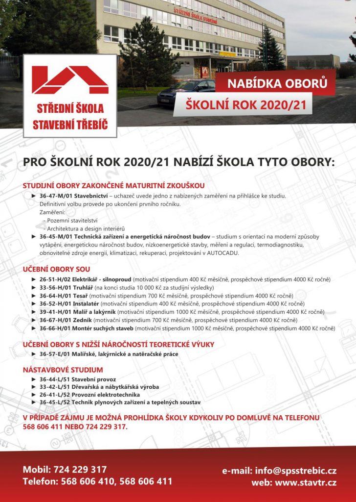učební obory 2020/2021